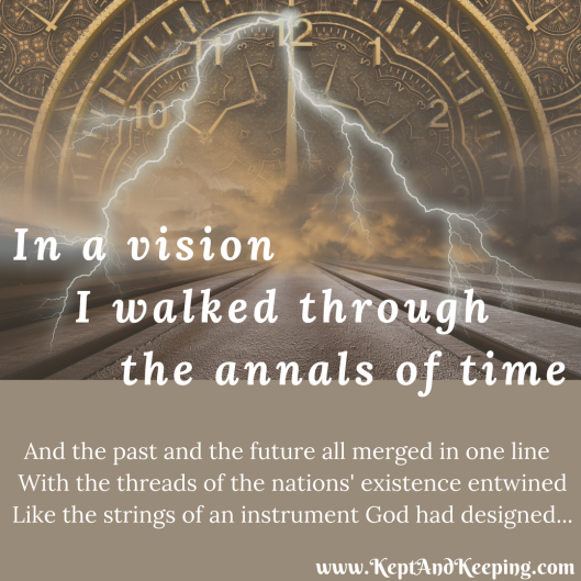 isaiah poem time past future