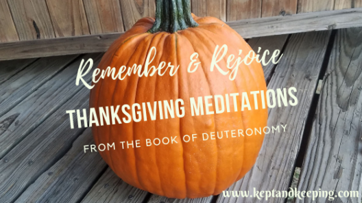 remember rejoice thanksgiving celebrate