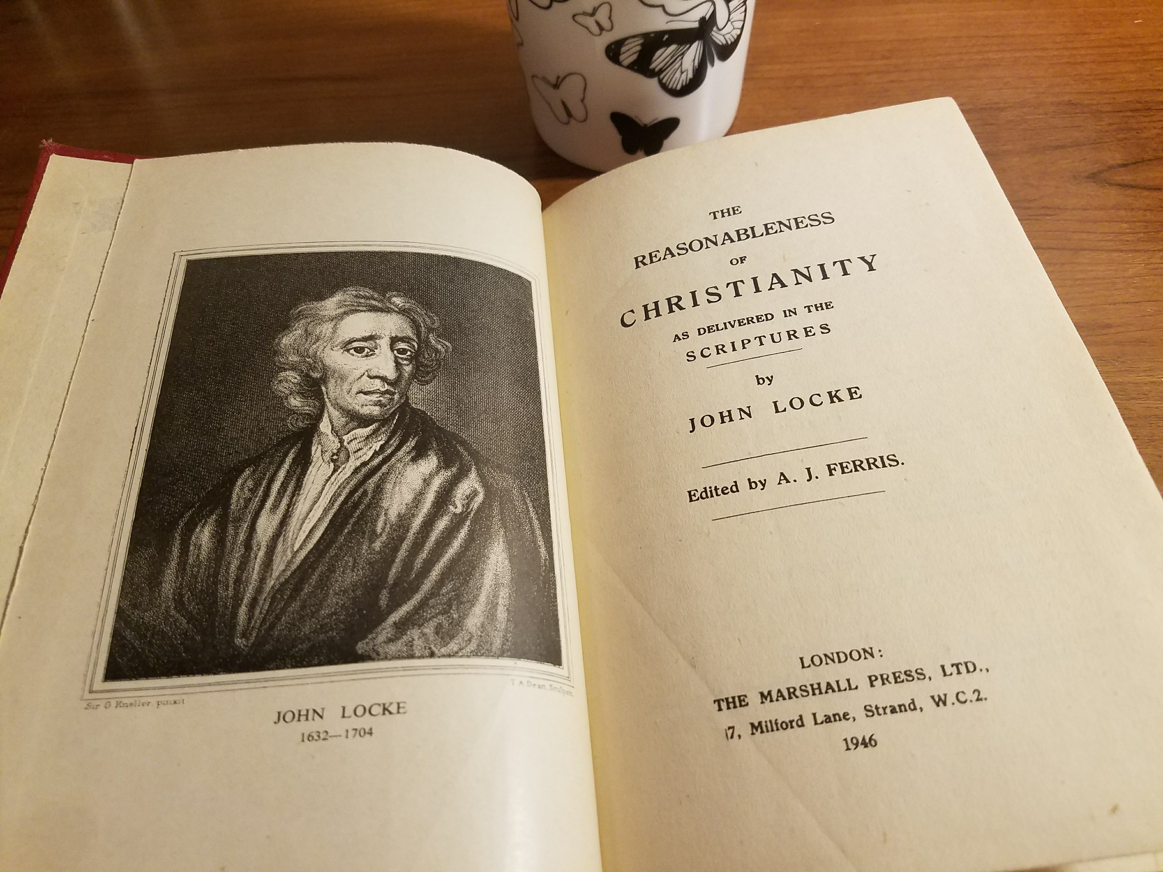 reasonableness of christianity review john locke