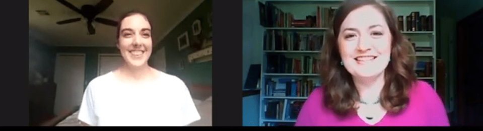 homeschool living books video chat